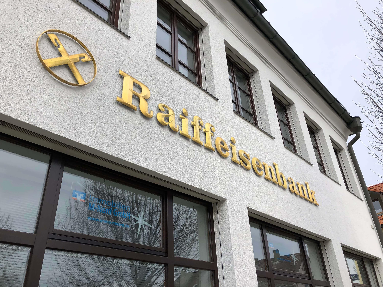 Raiffeisenbank-Gebäude