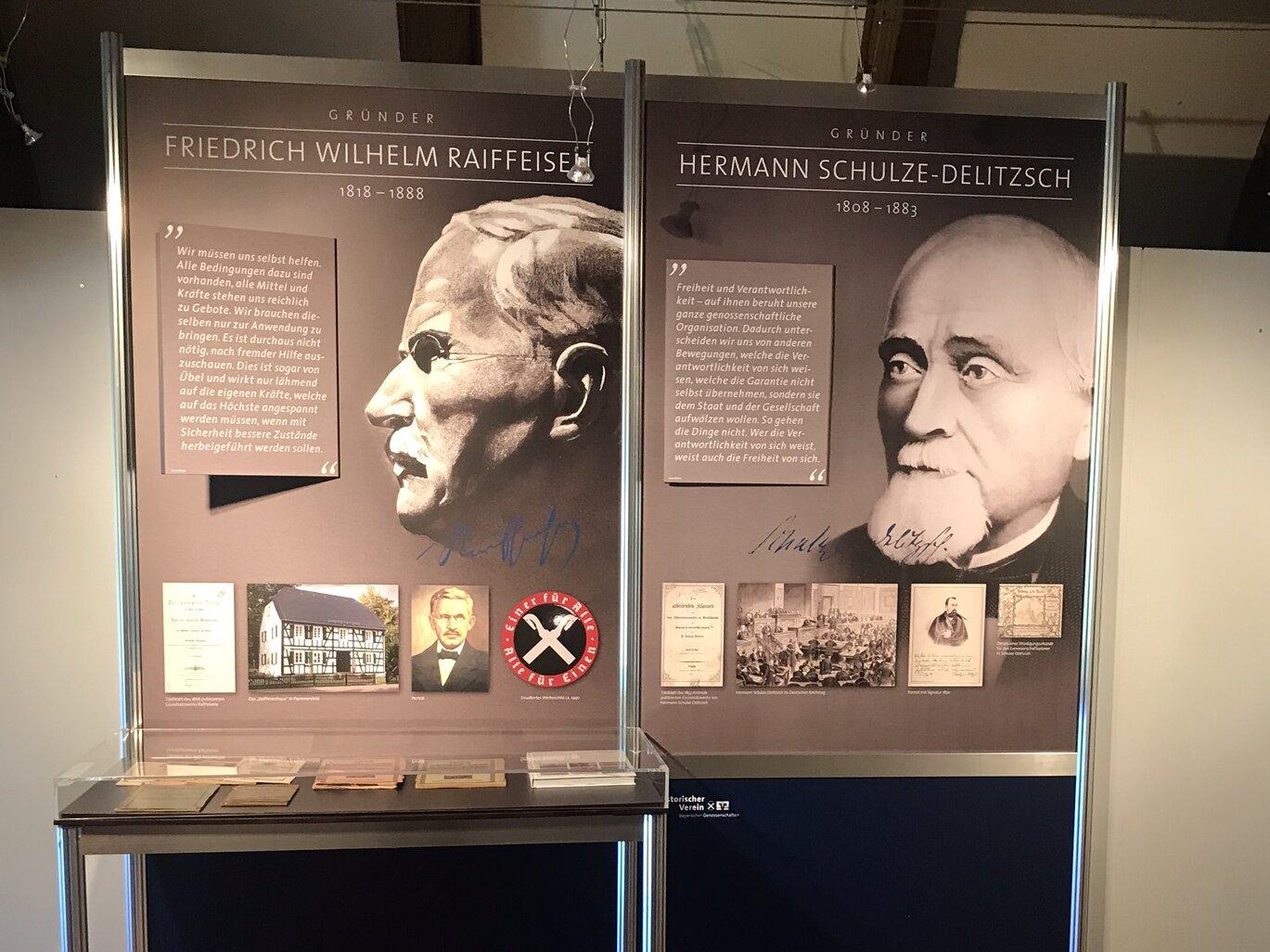 Wanderausstellung des Historischen Vereins